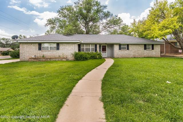 2420 8TH Ave, Canyon, TX 79015 (#21-4846) :: RE/MAX Town and Country