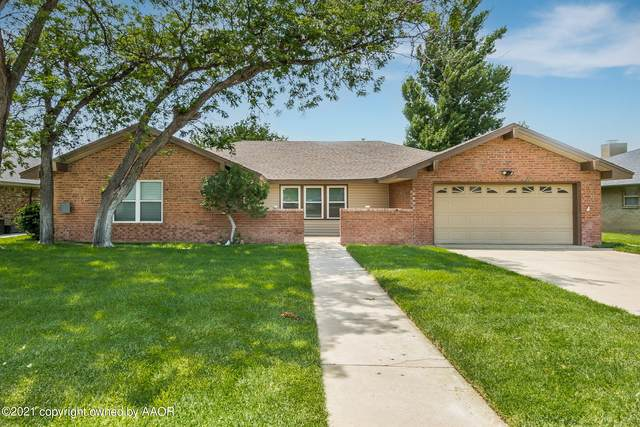 3308 Gramercy Pkwy, Amarillo, TX 79019 (#21-4847) :: Keller Williams Realty