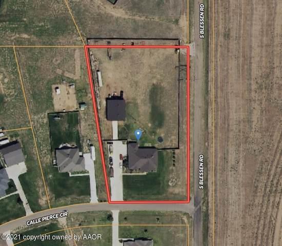 17700 Calle Pierce Cir, Bushland, TX 79012 (#21-4848) :: RE/MAX Town and Country