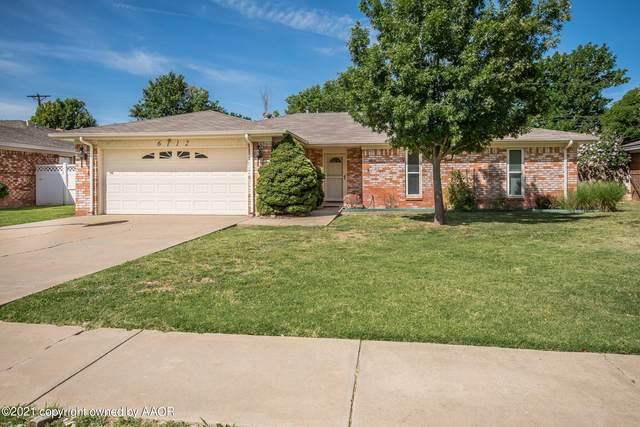 6112 Cornell St, Amarillo, TX 79109 (#21-4849) :: Keller Williams Realty