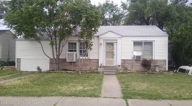 708 Hayes St, Amarillo, TX 79107 (#21-4859) :: Live Simply Real Estate Group