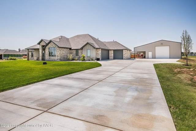 2351 Clingman Dr, Canyon, TX 79015 (#21-4860) :: RE/MAX Town and Country