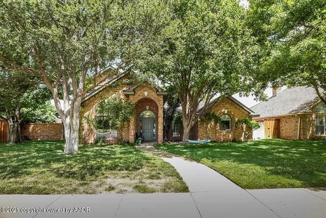 7728 Whippoorwill Ln, Amarillo, TX 79121 (#21-4866) :: Keller Williams Realty