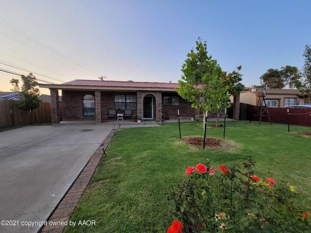 3805 26th Ave, Amarillo, TX 79107 (#21-4870) :: Lyons Realty