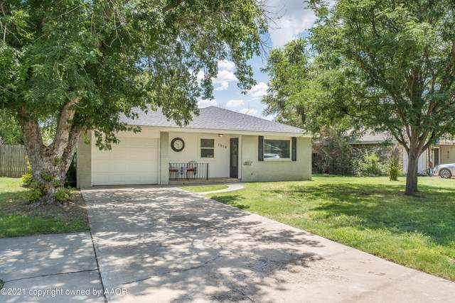 1019 Shelley, Canyon, TX 79015 (#21-4881) :: RE/MAX Town and Country