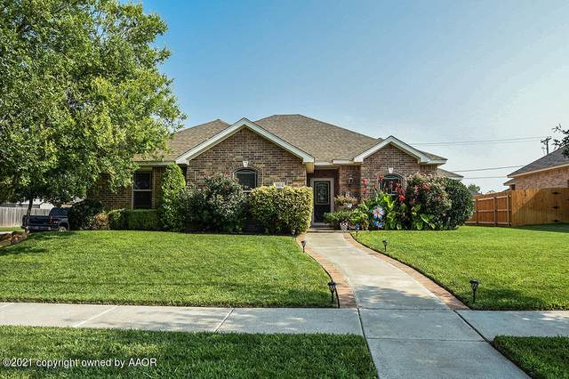 9104 Orry Ave, Amarillo, TX 79119 (#21-4885) :: Keller Williams Realty