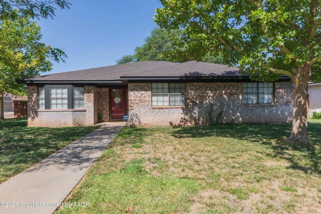 5326 Briar St, Amarillo, TX 79109 (#21-4890) :: Keller Williams Realty