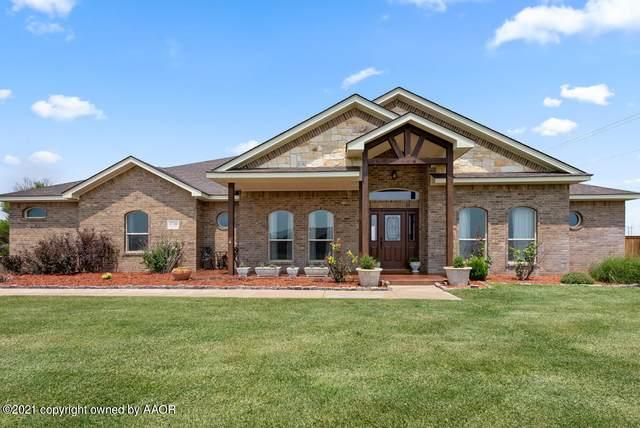 17700 Calle Pierce Cir, Bushland, TX 79124 (#21-4897) :: Live Simply Real Estate Group