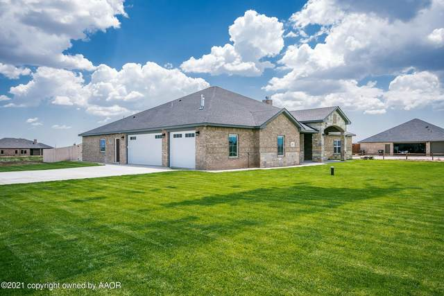 15231 Henry Avent Dr, Amarillo, TX 79119 (#21-4901) :: Lyons Realty
