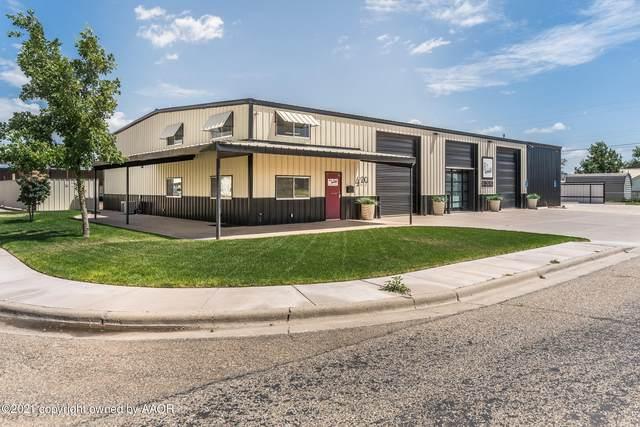 420 8th St, Dumas, TX 79029 (#21-4906) :: Lyons Realty