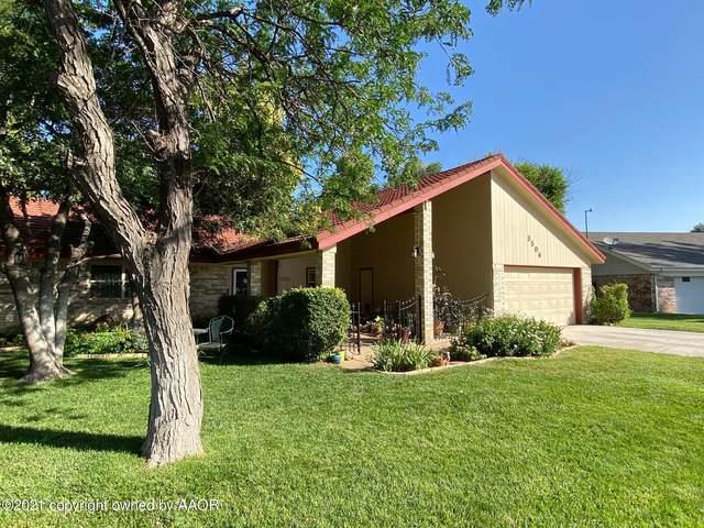 3506 Rutson Dr, Amarillo, TX 79109 (#21-4908) :: Lyons Realty