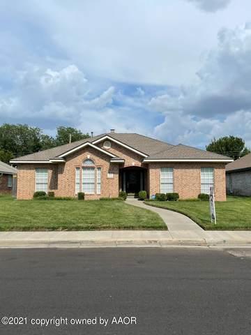 5707 Andover Dr, Amarillo, TX 79109 (#21-4911) :: Keller Williams Realty