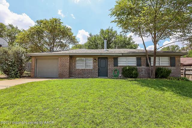 33 South Ridge Dr, Canyon, TX 79015 (#21-4919) :: Keller Williams Realty