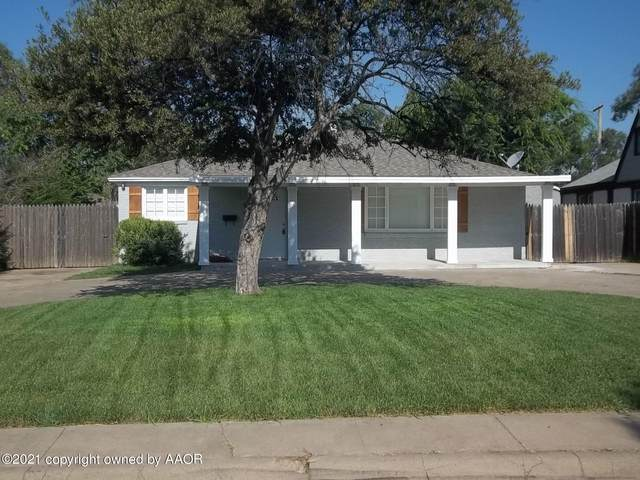 1210 Florida St, Amarillo, TX 79102 (#21-4926) :: Live Simply Real Estate Group