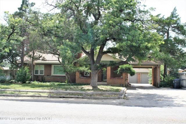 1114 Avondale St, Amarillo, TX 79106 (#21-4927) :: Keller Williams Realty