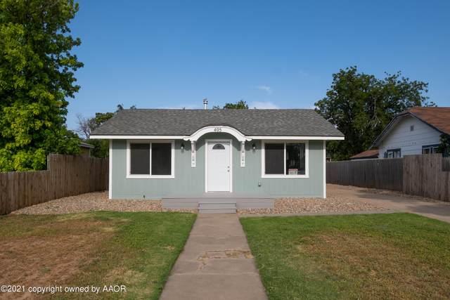 405 Virginia St, Amarillo, TX 79106 (#21-4929) :: Keller Williams Realty