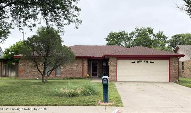 5219 Westway Trl, Amarillo, TX 79109 (#21-4942) :: Elite Real Estate Group