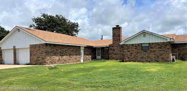 702 Austin Street, Shamrock, TX 79079 (#21-4943) :: Elite Real Estate Group