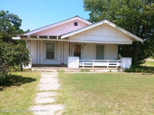 217 Walnut St, Mclean, TX 79057 (#21-4962) :: Keller Williams Realty