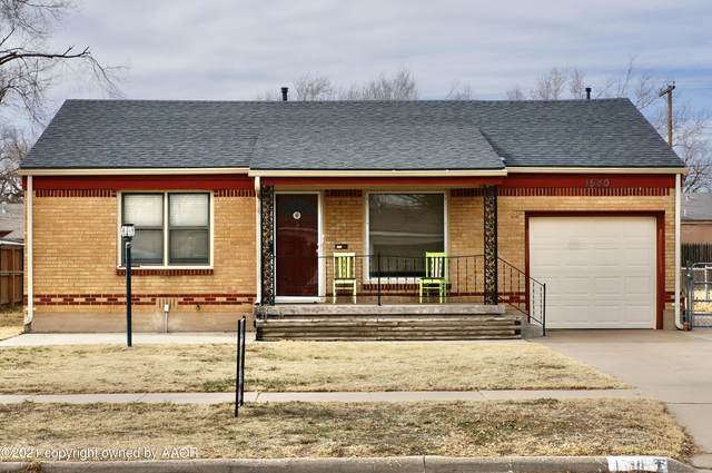 1540 Biggs St, Amarillo, TX 79106 (#21-497) :: Keller Williams Realty