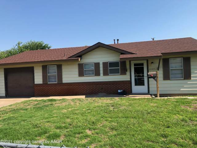 3027 25TH Ave, Amarillo, TX 79107 (#21-4993) :: Live Simply Real Estate Group