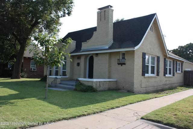 2100 Washington St, Amarillo, TX 79109 (#21-4996) :: Live Simply Real Estate Group