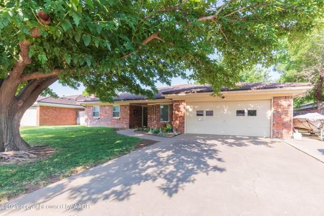 3916 Danbury St, Amarillo, TX 79106 (#21-5005) :: Live Simply Real Estate Group