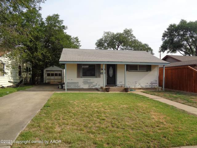 504 45TH Ave, Amarillo, TX 79110 (#21-5007) :: Live Simply Real Estate Group