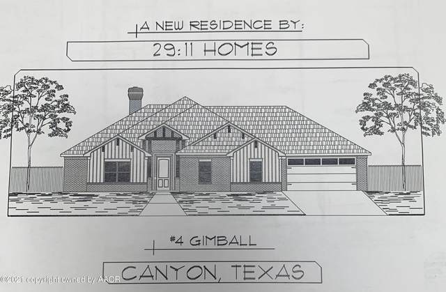 4 Gimball, Canyon, TX 79115 (#21-501) :: Live Simply Real Estate Group