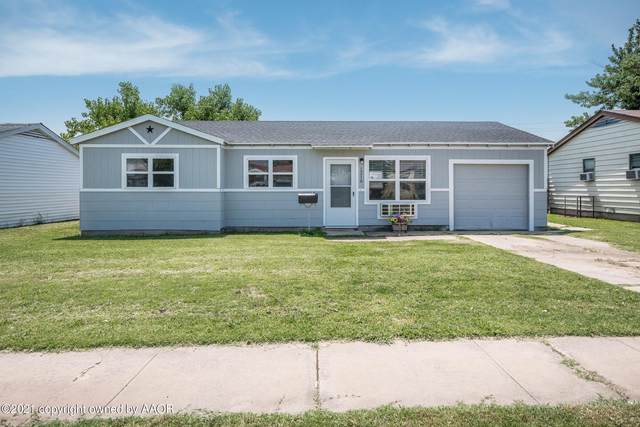 1216 Darby Ave, Pampa, TX 79065 (#21-5012) :: Live Simply Real Estate Group