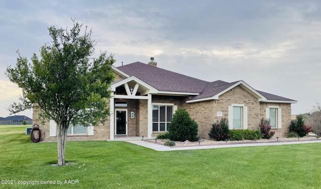 1320 Moon Ridge Ln, Amarillo, TX 79124 (#21-5031) :: Lyons Realty