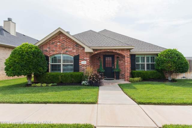 7009 Nick St, Amarillo, TX 79119 (#21-5046) :: RE/MAX Town and Country