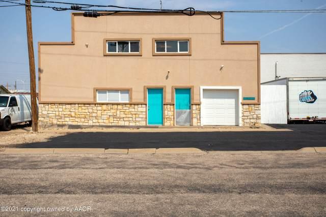 605 Washington St, Amarillo, TX 79101 (#21-5062) :: Live Simply Real Estate Group