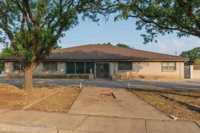 3400 Palmer Dr, Amarillo, TX 79109 (#21-5075) :: Lyons Realty