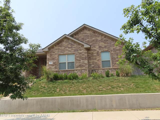 7308 Nick St, Amarillo, TX 79119 (#21-5077) :: RE/MAX Town and Country