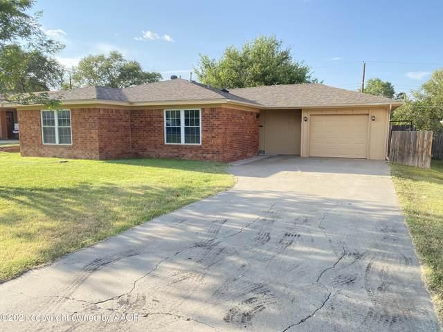 2615 15TH Ave, Canyon, TX 79015 (#21-5167) :: Lyons Realty