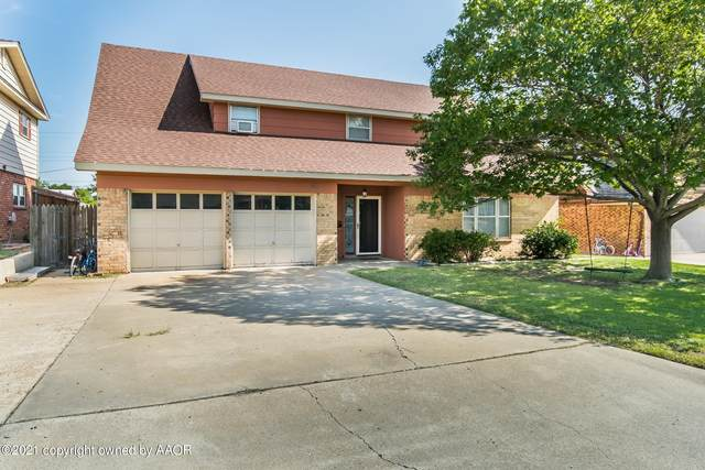 115 Houston, Borger, TX 79007 (#21-5174) :: Live Simply Real Estate Group