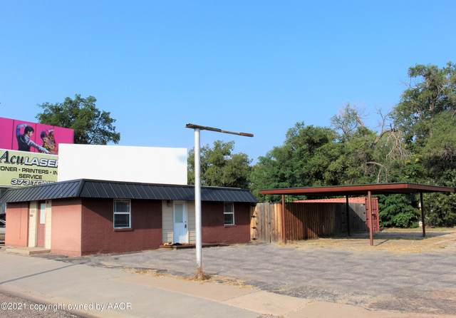 1600 Canyon Dr, Amarillo, TX 79102 (#21-5175) :: Live Simply Real Estate Group
