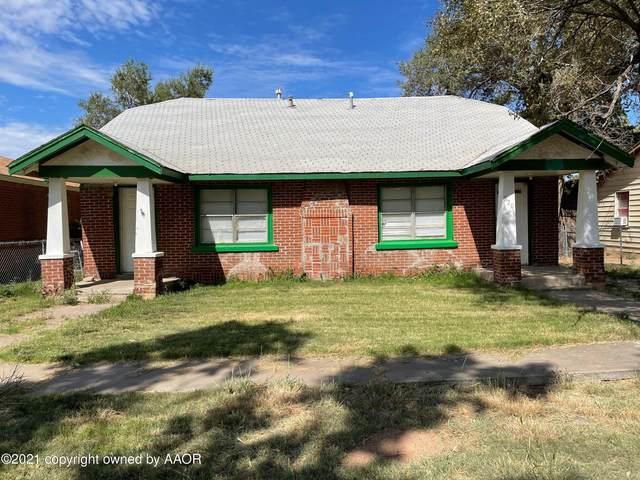 820 Alabama St, Amarillo, TX 79106 (#21-5185) :: Lyons Realty
