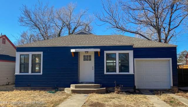 910 Bonham St, Amarillo, TX 79102 (#21-519) :: Keller Williams Realty