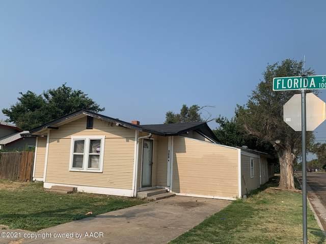 100 Florida St, Amarillo, TX 79106 (#21-5219) :: Lyons Realty