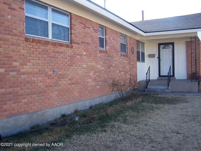 400 Aspen St, Borger, TX 79007 (#21-524) :: Keller Williams Realty