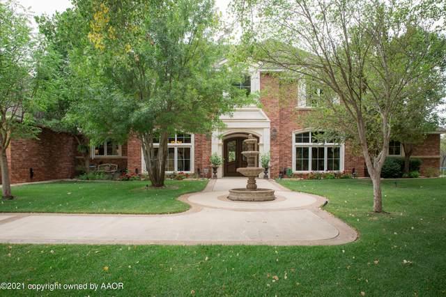 72 Quail Blvd, Amarillo, TX 79124 (#21-5258) :: Lyons Realty
