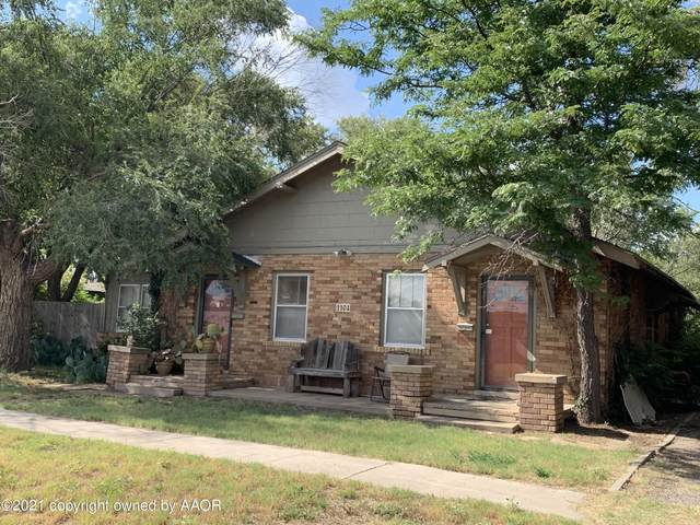 1104 18TH Ave, Amarillo, TX 79102 (#21-5279) :: Live Simply Real Estate Group