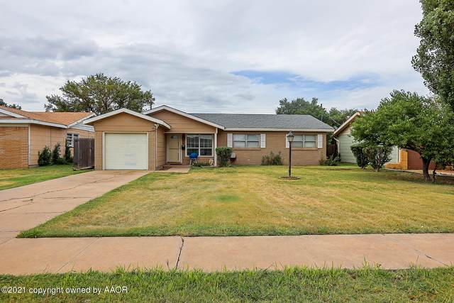 4409 33RD Ave, Amarillo, TX 79103 (#21-5286) :: RE/MAX Town and Country