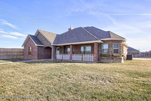 7301 Topeka Dr, Amarillo, TX 79119 (#21-53) :: Live Simply Real Estate Group