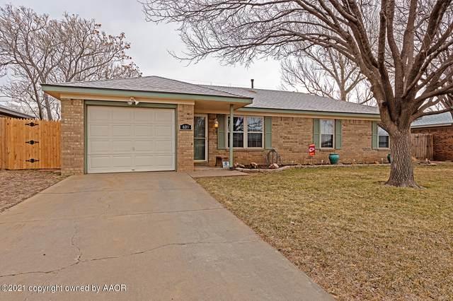 609 Oregon Trl, Canyon, TX 79015 (#21-532) :: Lyons Realty