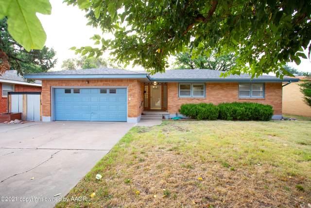 911 Alta Vista St, Amarillo, TX 79106 (#21-5325) :: Elite Real Estate Group