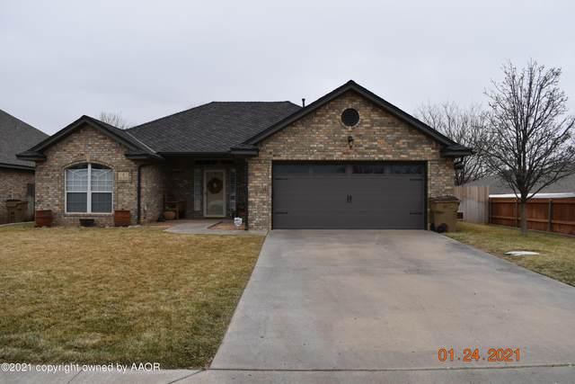 4 Mesa Dr, Canyon, TX 79015 (#21-533) :: Lyons Realty