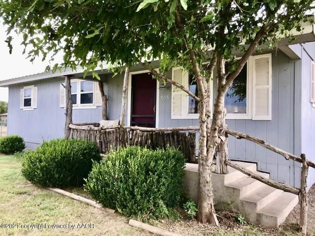 505 Main St, Vega, TX 79092 (#21-5333) :: Lyons Realty